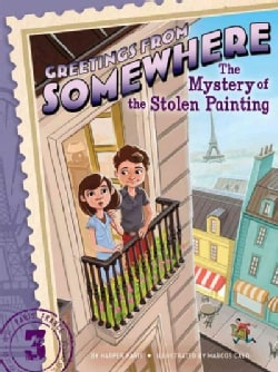 The Mystery of the Stolen Painting (Hardcover)