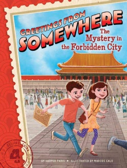 The Mystery in the Forbidden City (Hardcover)