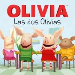 Olivia las dos Olivias / Olivia Meets Olivia (Paperback)