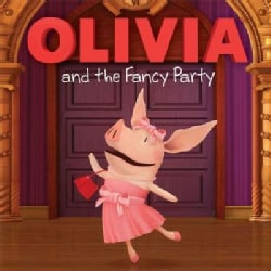 Olivia and the Fancy Party (Paperback)