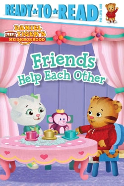 Friends Help Each Other (Hardcover)