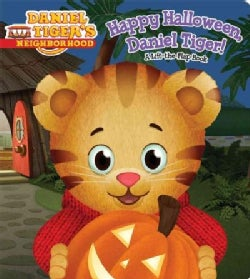 Happy Halloween, Daniel Tiger! (Board book)