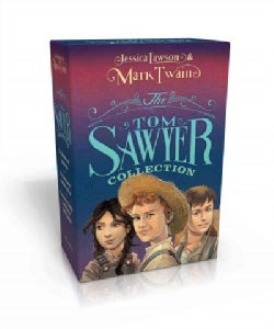 The Tom Sawyer Collection: The Adventures of Tom Sawyer / The Adventures of Huckleberry Finn / The Actual and Tru... (Hardcover)
