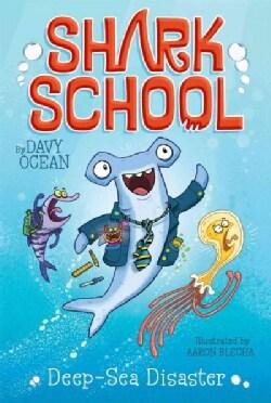 Deep-Sea Disaster (Paperback)