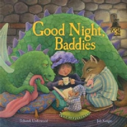 Good Night, Baddies (Hardcover)