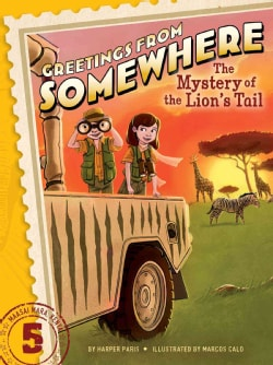 The Mystery of the Lion's Tail (Paperback)