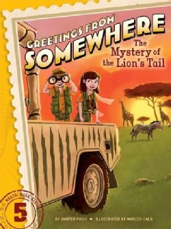 The Mystery of the Lion's Tail (Hardcover)