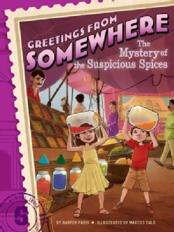 The Mystery of the Suspicious Spices (Paperback)