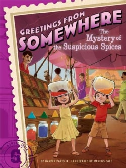 The Mystery of the Suspicious Spices (Hardcover)