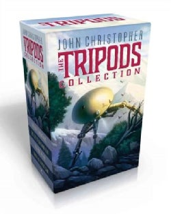 The Tripods Collection: The White Mountains; The City of Gold and Lead; The Pool of Fire; When the Tripods Came (Hardcover)
