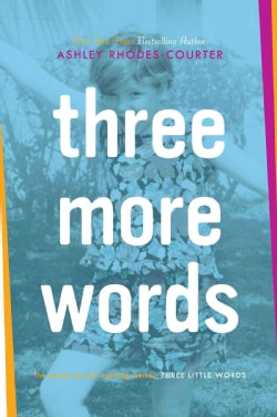 Three More Words (Hardcover)
