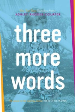 Three More Words (Paperback)