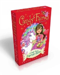A Candy Fairies Sugar-Tastic Collection: Magic Hearts / The Sugar Ball / A Valentine's Surprise / Bubble Gum Rescue (Paperback)