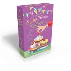 Lisa Schroeder's Sweet Treats Collection: It's Raining Cupcakes; Sprinkles and Secrets; Frosting and Friendship (Paperback)