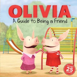 A Guide to Being a Friend (Paperback)