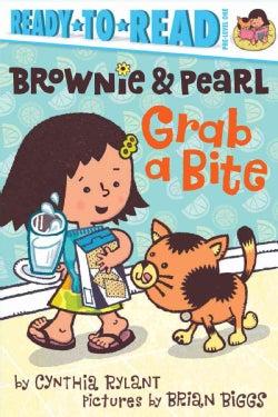 Brownie & Pearl Grab a Bite (Hardcover)