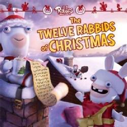 The Twelve Rabbids of Christmas (Paperback)