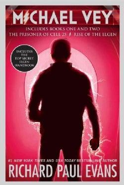 The Prisoner of Cell 25 / Rise of the Elgen /Elgen Guard Handbook (Paperback)
