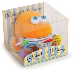 October the Octopus: A Huggable Concept Book About the Months of the Year (Hardcover)