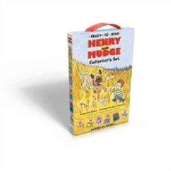 Henry and Mudge Collector's Set: Henry and Mudge / Henry and Mudge in Puddle Trouble / Henry and Mudge in the Gre... (Paperback)
