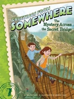 The Mystery Across the Secret Bridge (Hardcover)