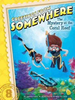 The Mystery at the Coral Reef (Paperback)