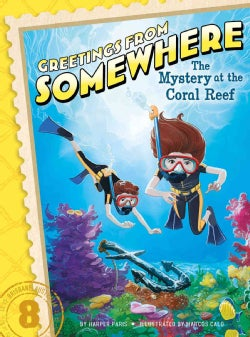 The Mystery at the Coral Reef (Hardcover)
