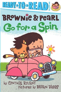Brownie & Pearl Go for a Spin (Paperback)