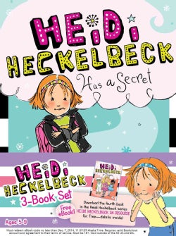 Heidi Heckelbeck: Heidi Heckelbeck Has a Secret / Heidi Heckelbeck Casts a Spell / Heidi Heckelbeck and the Cooki... (Paperback)