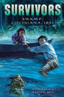 Swamp: Louisiana, 1851 (Paperback)