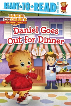 Daniel Goes Out for Dinner (Paperback)