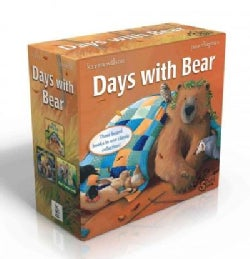 Days With Bear: Bear Feels Scared / Bear Feels Sick / Bear's Loose Tooth (Board book)