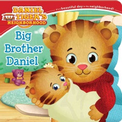 Big Brother Daniel (Board book)