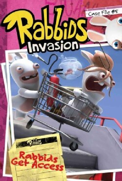 Rabbids Get Access (Hardcover)