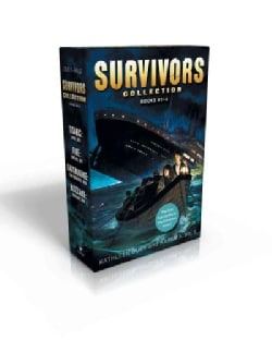 Survivors Collection: Titanic / Fire / Earthquake / Blizzard (Paperback)