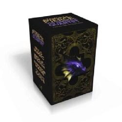 The Immortals Quartet: Wild Magic / Wolf-Speaker / Emperor Mage / The Realms of the Gods (Paperback)