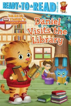 Daniel Visits the Library (Paperback)