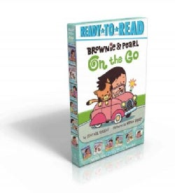 Brownie & Pearl On the Go: Brownie & Pearl Hit the Hay / Brownie & Pearl See the Sights / Brownie & Pearl Get Dol... (Paperback)