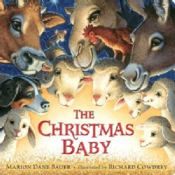 The Christmas Baby (Board book)
