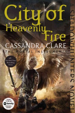 City of Heavenly Fire (Paperback)