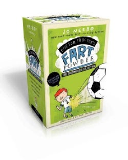 Doctor Proctor's Fart Powder: The Tooting Good Collection