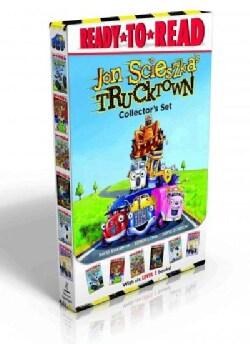 Jon Scieszka's Trucktown: Dizzy Izzy / Kat's Maps / Trucks Line Up / Uh-oh, Max / the Spooky Tire / Kat's Mystery... (Paperback)