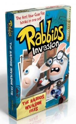 The Rabbids Invasion Files: First Contact / New Developments / the Accidental Accomplice / Rabbids Go Viral (Paperback)