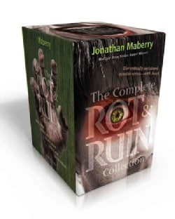 The Complete Rot & Ruin Collection: Rot & Ruin / Dust & Decay / Flesh & Bone / Fire & Ash / Bits & Pieces (Paperback)