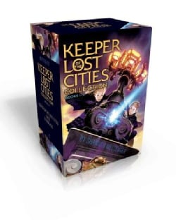 Keeper of the Lost Cities Collection: Keeper of the Lost Cities / Exile / Everblaze (Paperback)