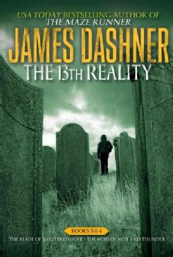 The 13th Reality: The Blade of Shattered Hope / The Void of Mist and Thunder (Paperback)