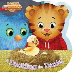 A Duckling for Daniel (Board book)