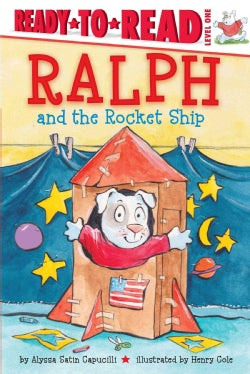 Ralph and the Rocket Ship (Paperback)