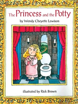 The Princess and the Potty (Paperback)