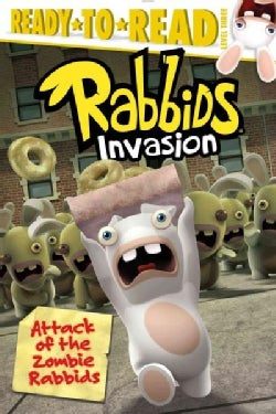 Attack of the Zombie Rabbids (Hardcover)